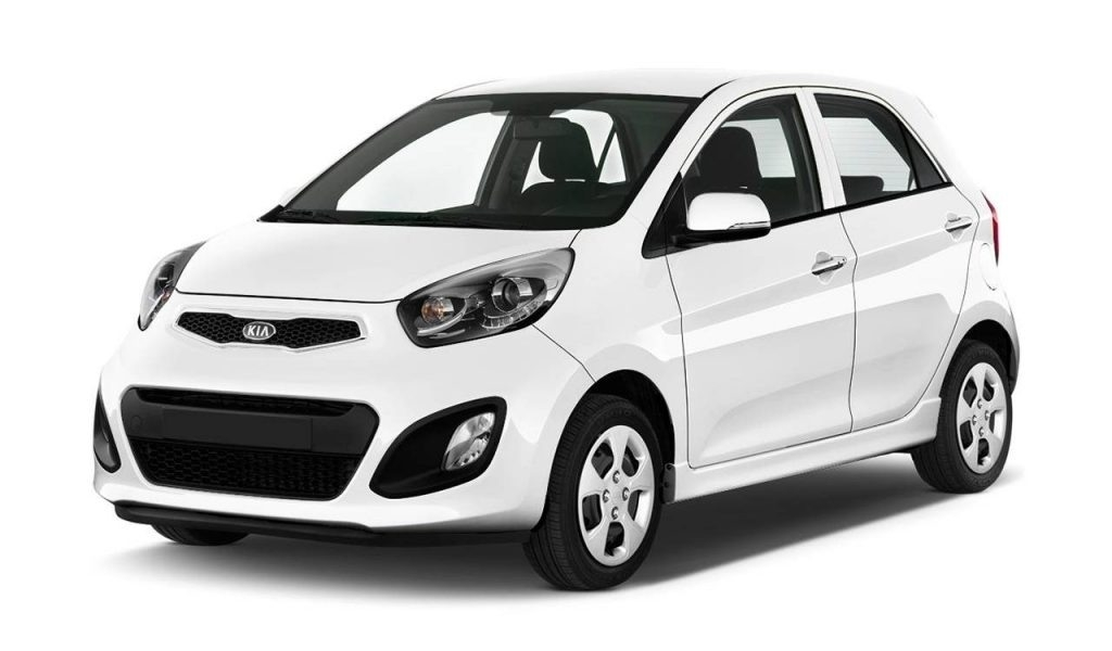 The Kia Picanto 2019 Egypt Redesign