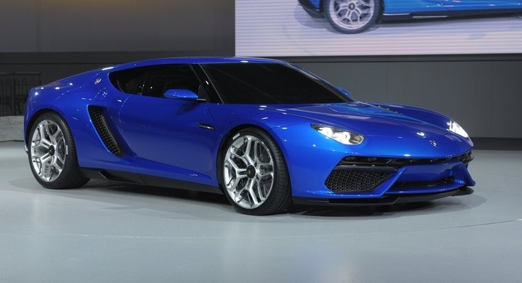 Lamborghini Asterion Concept New Review