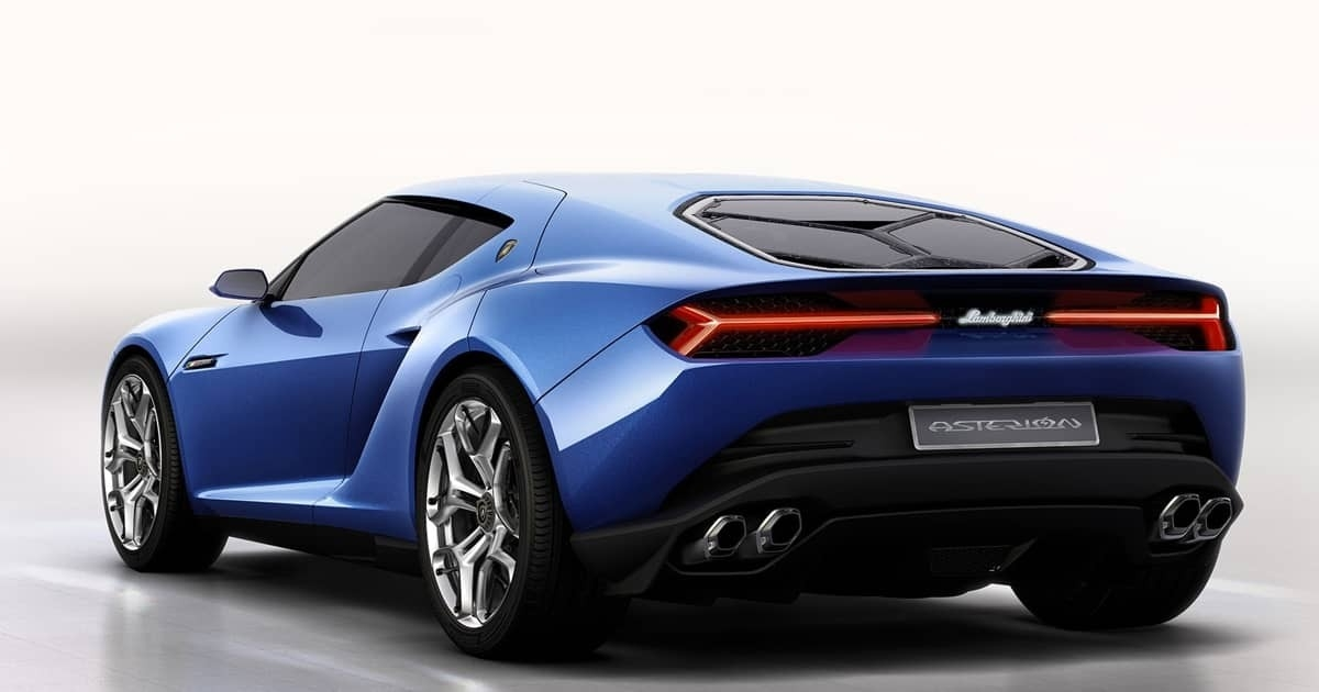 Best Lamborghini Asterion Concept Review