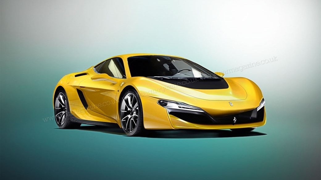latest ferrari model 2019 picture  release date  and review