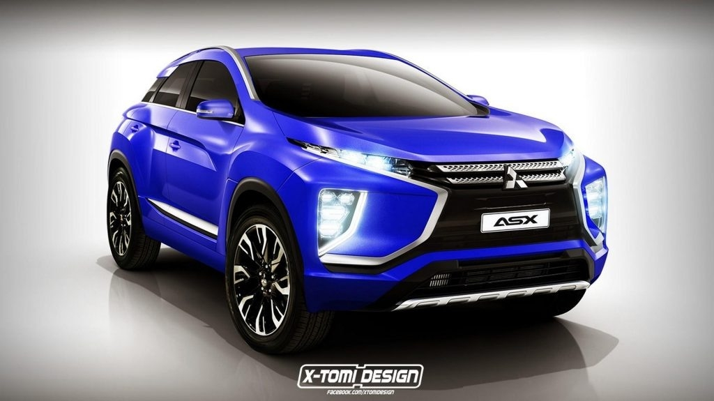 The Mitsubishi Asx 2019 New Release