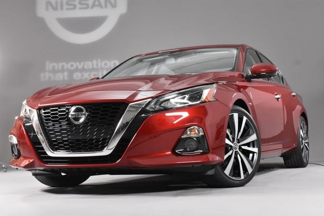 New Nissan Altima 2019 Redesign