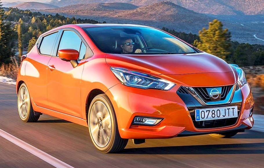 Nissan March 2019 Picture
