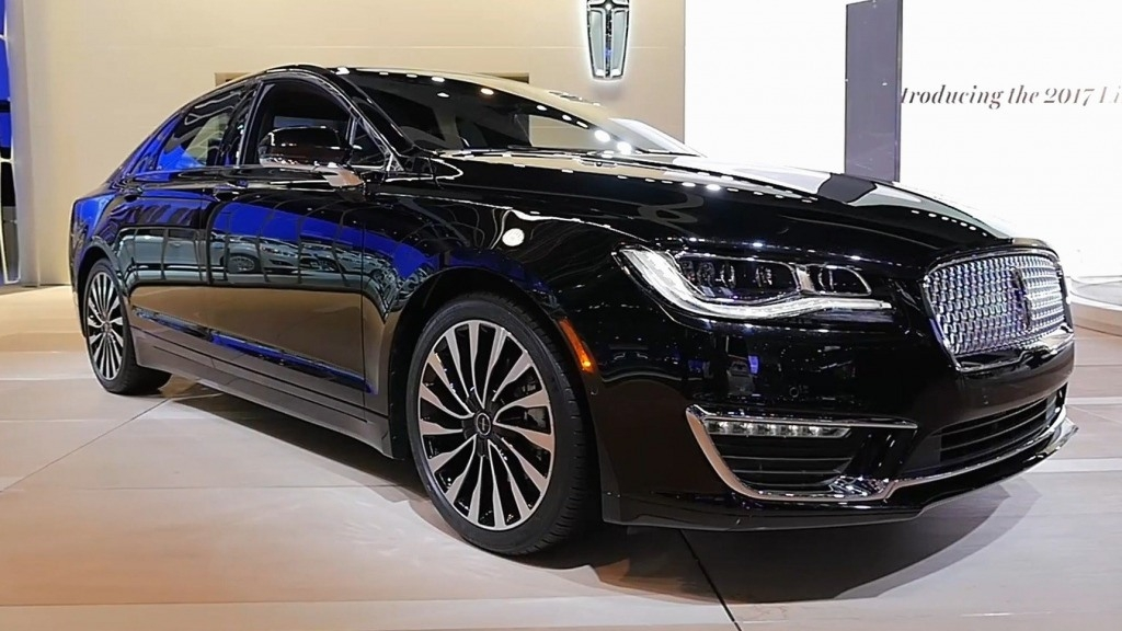 Spy Shots 2018 Lincoln Mkz Sedan Redesign and Price