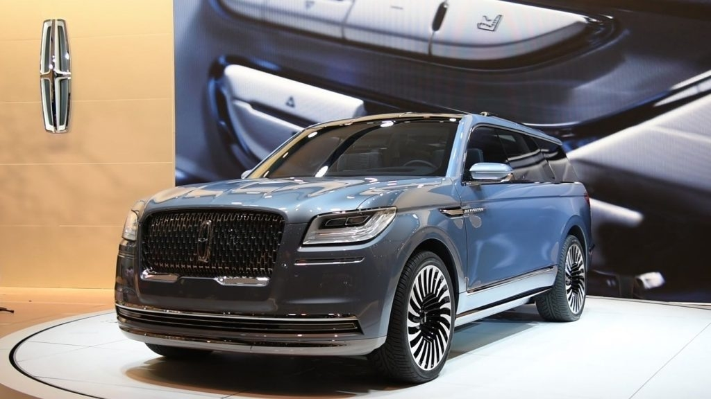 New Spy Shots 2018 Lincoln Mkz Sedan Redesign