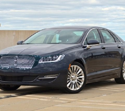 New Spy Shots 2018 Lincoln Mkz Sedan Review and Specs