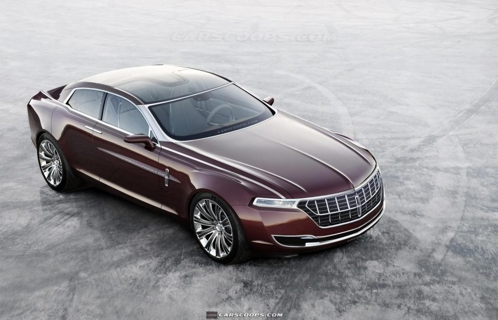 The Spy Shots 2018 Lincoln Mkz Sedan Price and Release date
