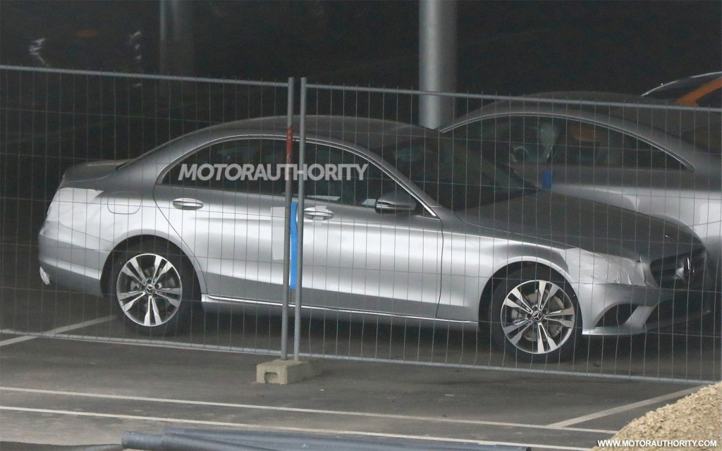 Spy Shots 2019 Mercedes E Class Overview