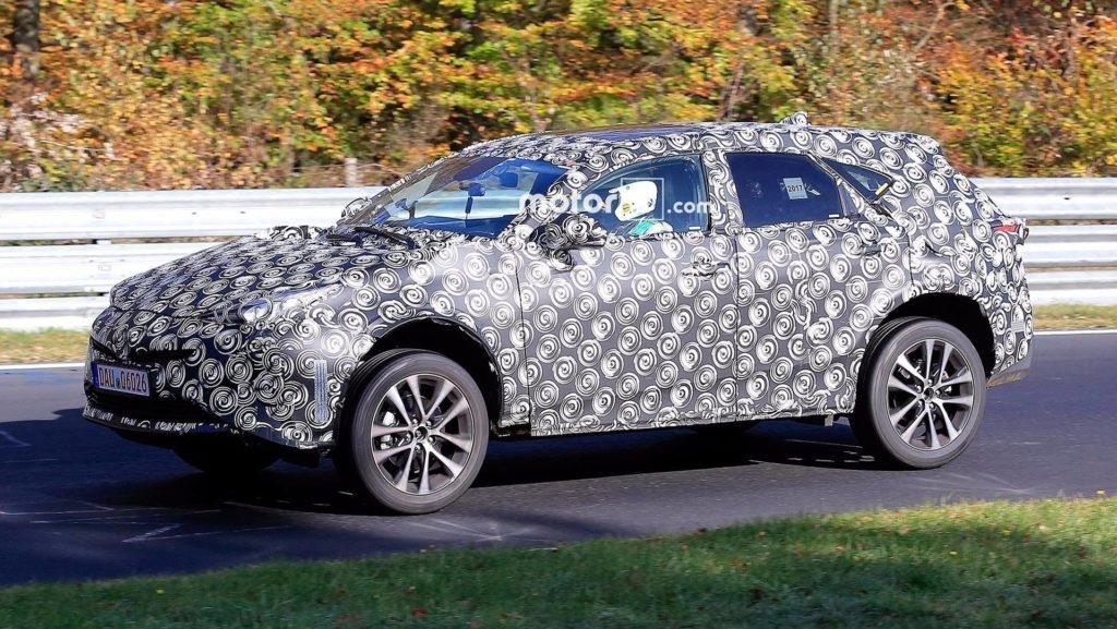 The Spy Shots 2019 Toyota Prius First Drive