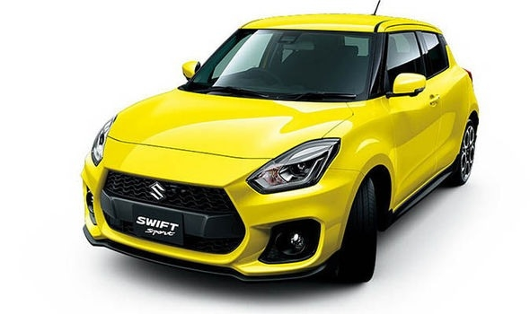 Suzuki Swift 2019 Sport Redesign
