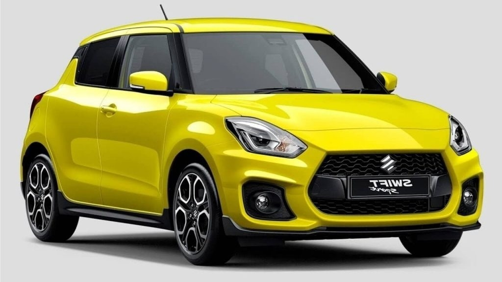New Suzuki Swift 2019 Sport Review and Specs