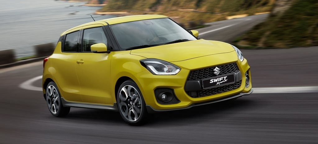 Best Suzuki Swift 2019 Sport New Review