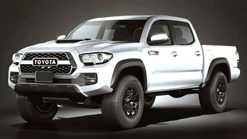 The Tacoma 2019 Mpg Release Date