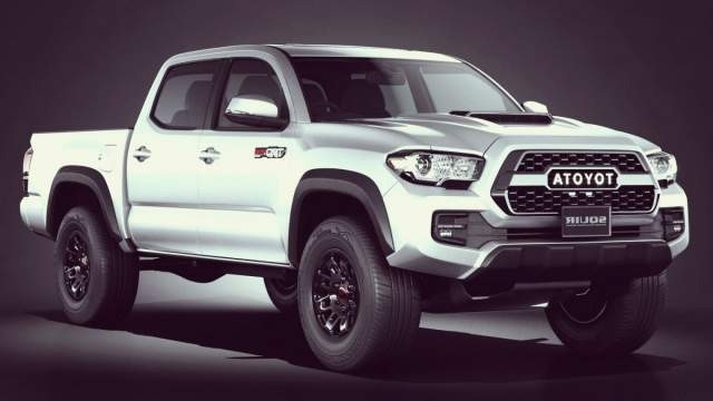 The Tacoma 2019 Mpg Release date and Specs