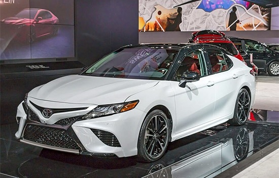 The Toyota Camry Hybrid 2019 Redesign and Price