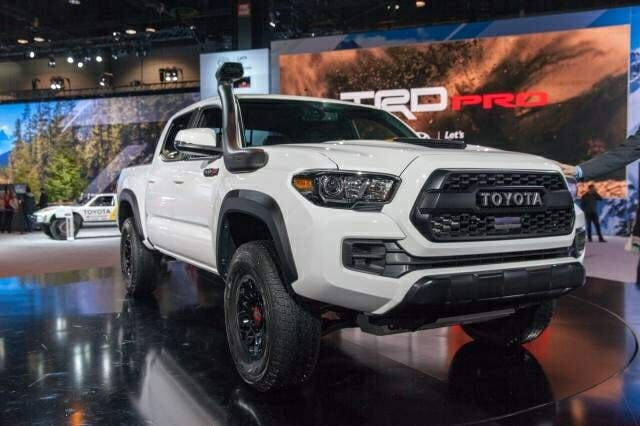 Best Toyota Tacoma 2019 Release Date