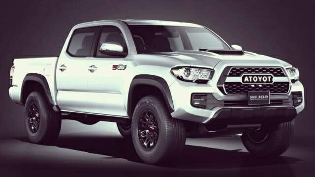 The Toyota Tacoma 2019 Price