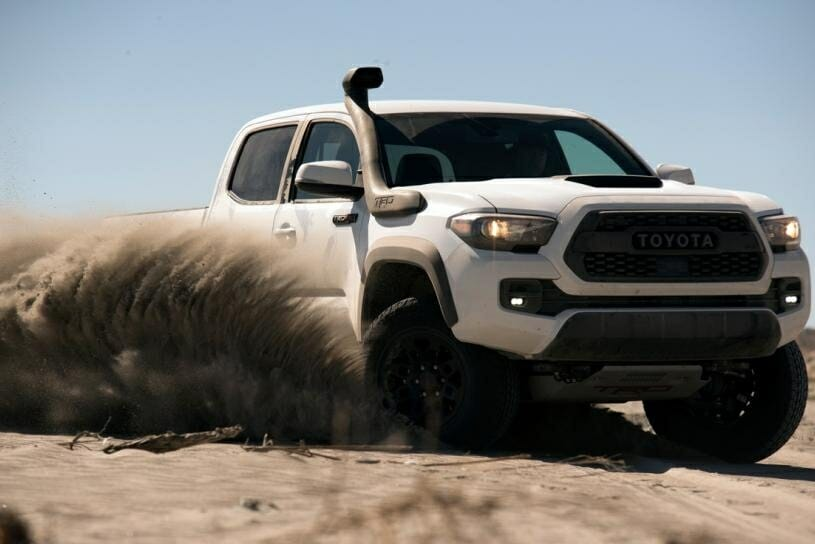 Toyota Tacoma 2019 First Drive