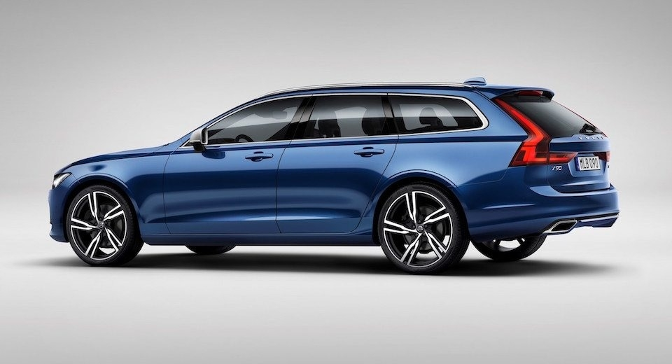 The Volvo V90 2018 Price and Release date