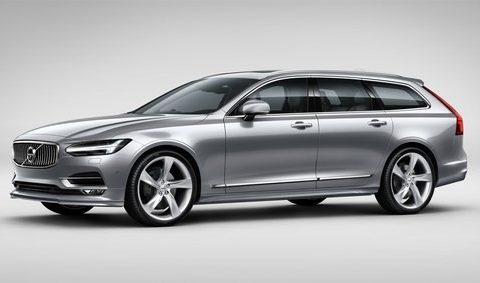 Best Volvo V90 2018 Price and Release date