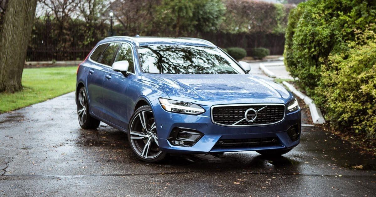 Best Volvo V90 2018 First Drive