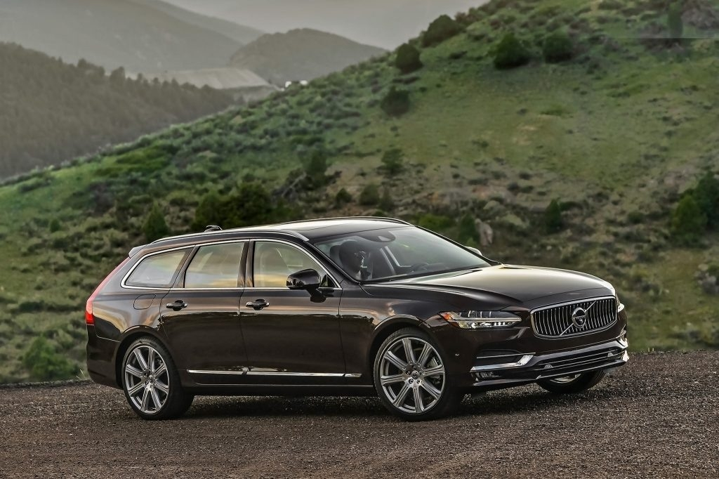 Volvo V90 2019 Specs and Review