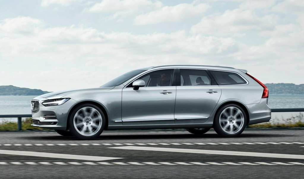 Best Volvo V90 2019 Release Date