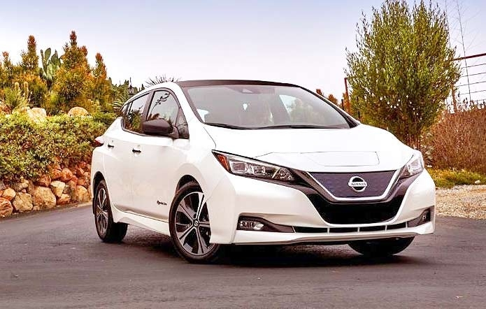 Best Nissan Leaf 2019 New Review