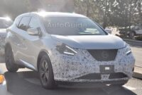 New Nissan Murano 2019 Release date and Specs