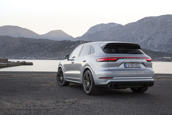 New Porsche Cayenne 2019 Price