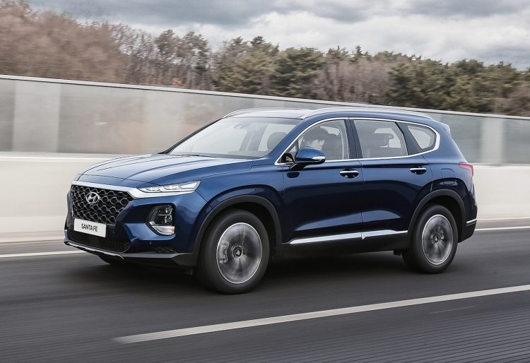 New Santa Fe 2019 Review and Specs