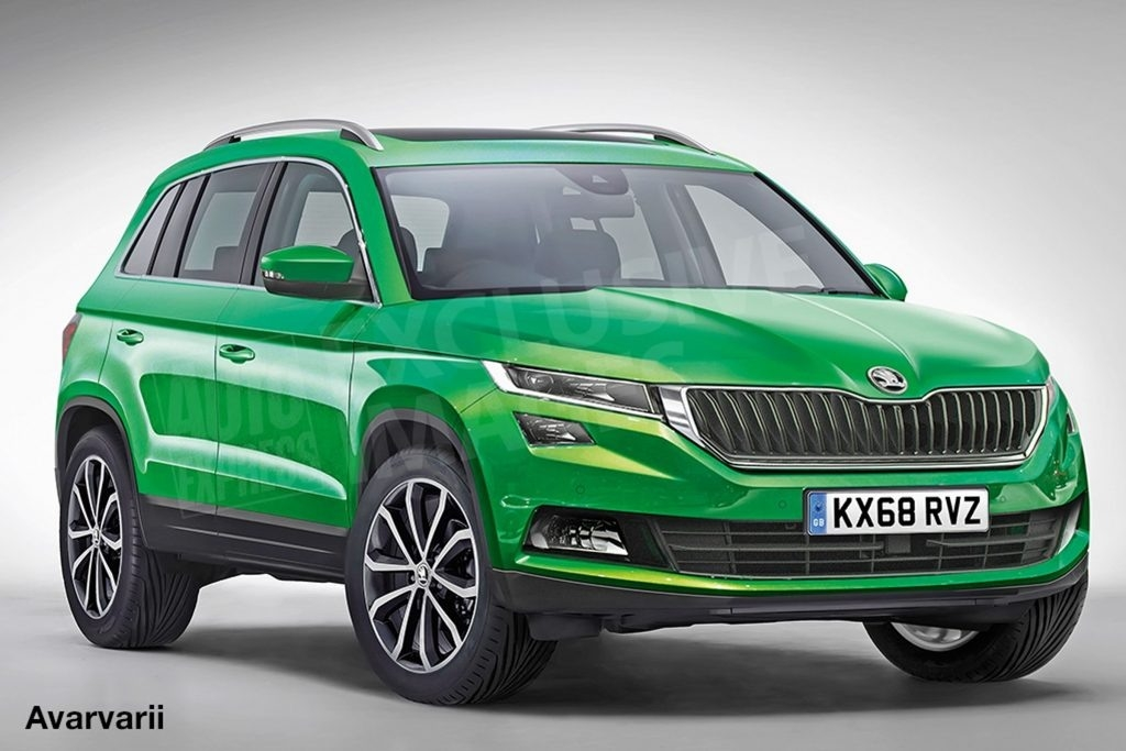 The Skoda Yeti 2019 Review