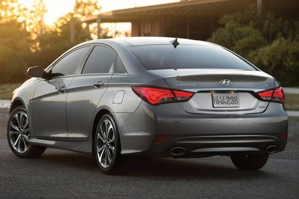 The Sonata 2019 Hybrid New Release