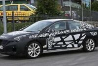 The Spy Shots 2018 Ford Fusion Review and Specs