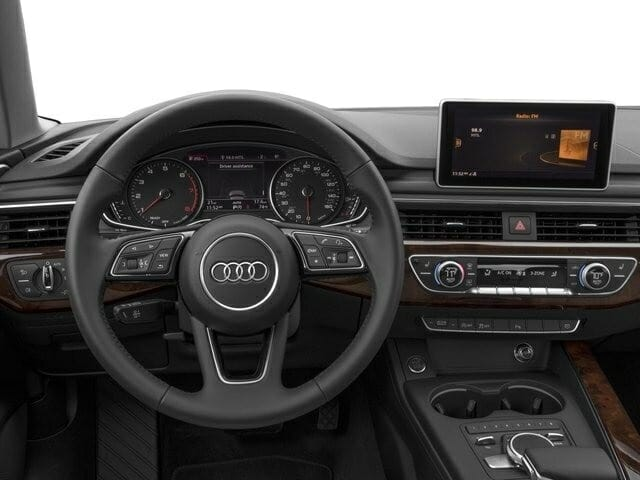 The 2018 Audi A4 Redesign
