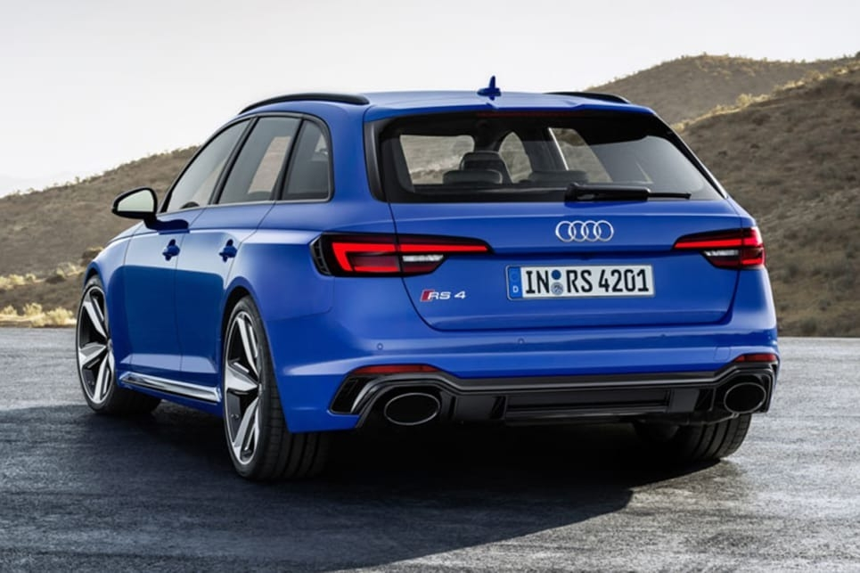 Best 2018 Audi Rs4 Redesign and Price