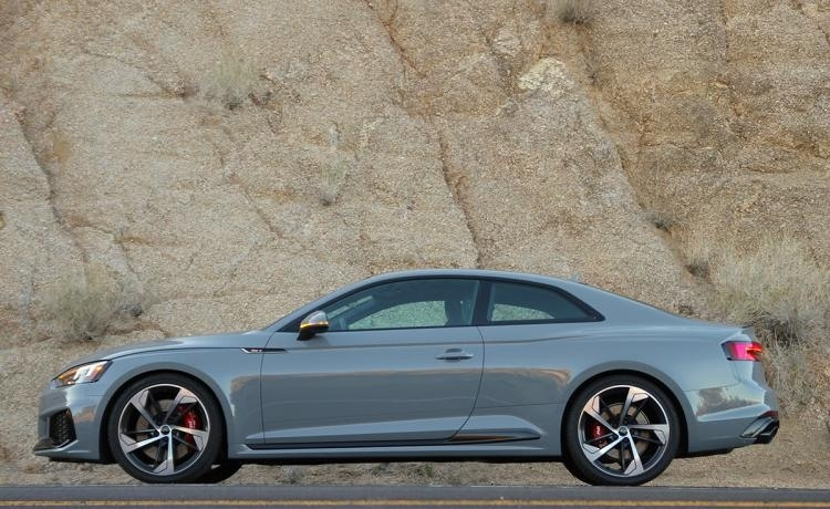 New 2018 Audi Rs5 Redesign