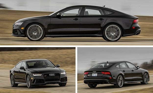 2018 Audi Rs7 Overview