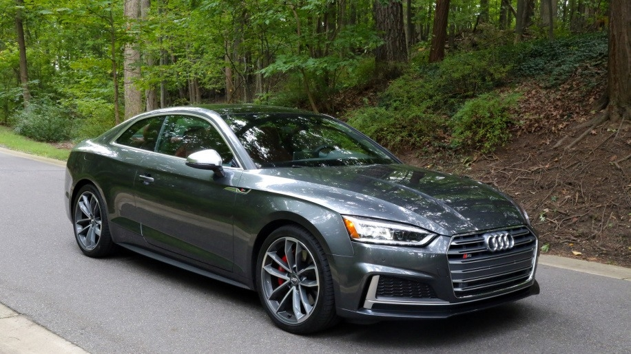 New 2018 Audi S5 Redesign and Price