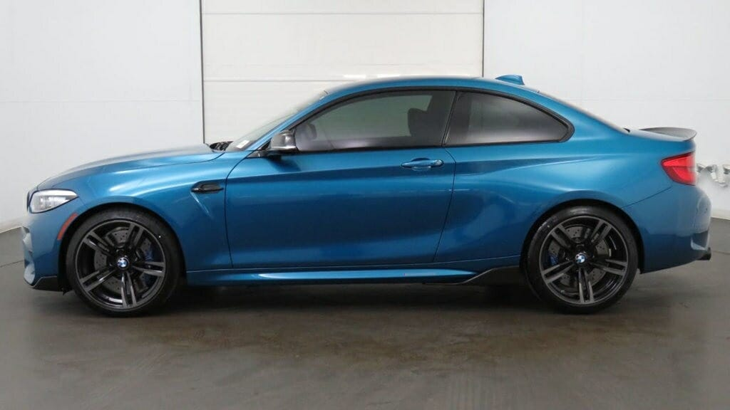 The 2018 BMW M2 First Drive