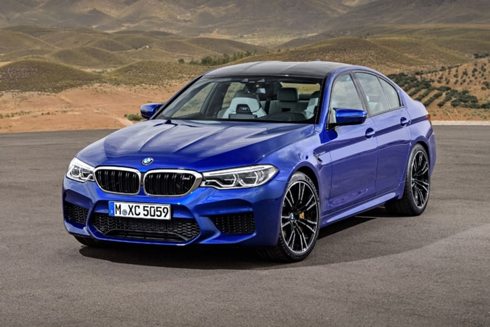 The 2018 BMW M5 Release date and Specs