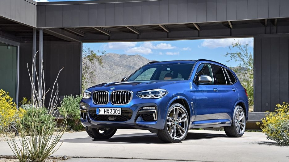 Best 2018 BMW X3 First Drive