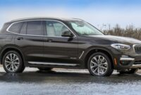 New 2018 BMW X3 Review and Specs
