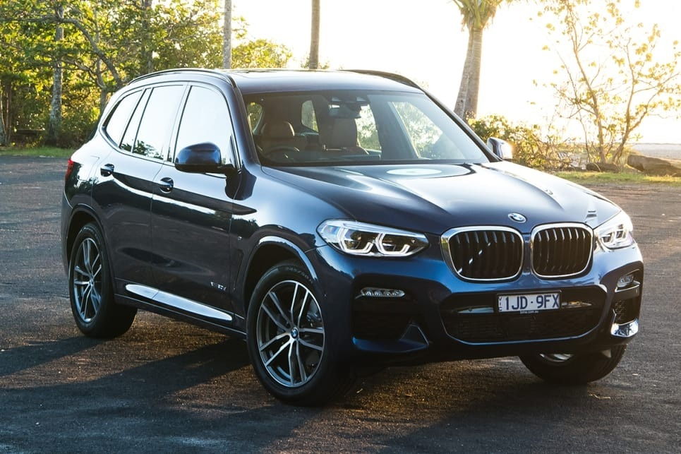 The 2018 BMW X3 Price