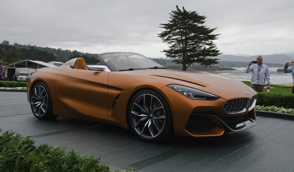 2018 BMW Z4 Roadster Overview
