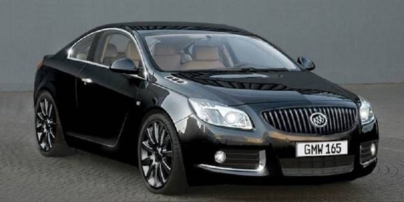 New 2018 Buick Grand National Gnxprice Release date and Specs