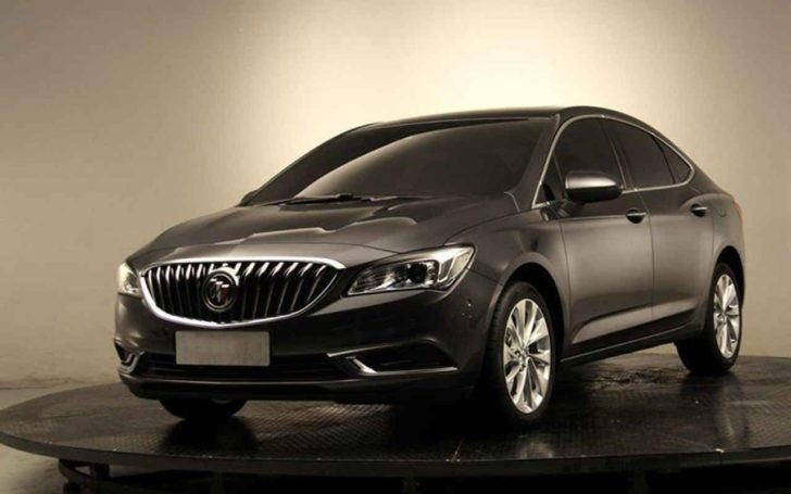 The 2018 Buick Verano Spy Redesign and Price