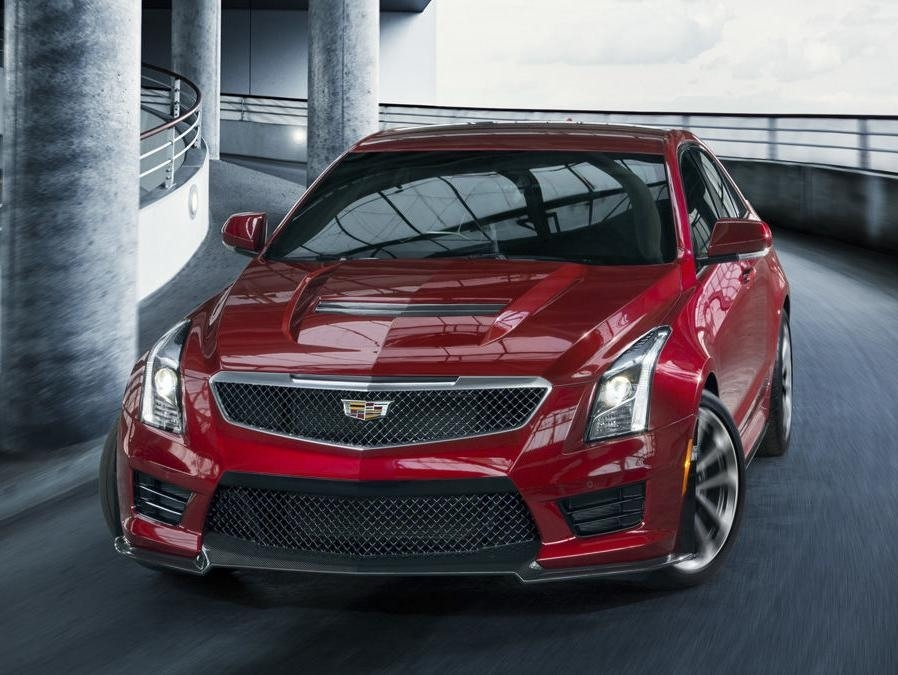The 2018 Cadillac Ats V Coupe Release Date