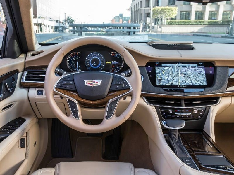 New 2018 Cadillac Ct6 Redesign and Price