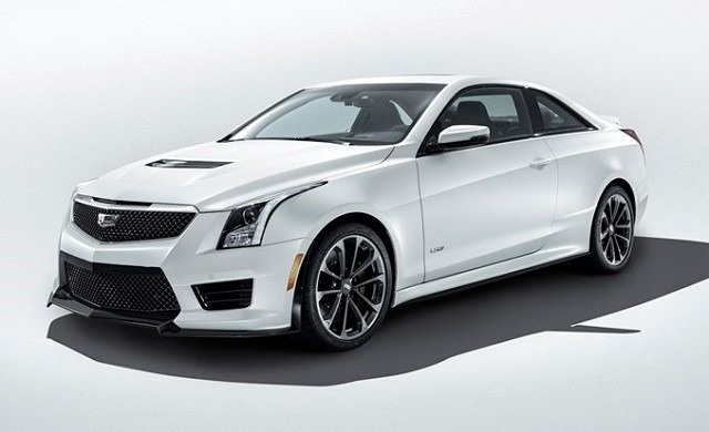 2018 Cadillac Cts V Coupe Spy Shoot